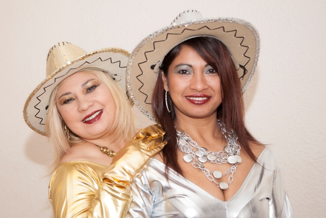 """Fiesta de San Valentín 2015 y Reportaje y Debut de las """"Sparrwuay Oro y Plata"""""""