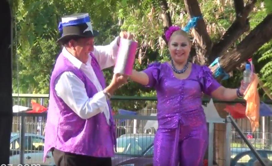 MAGIA en la Fiestas Patrias 2018 – Chile Valencia te celebra