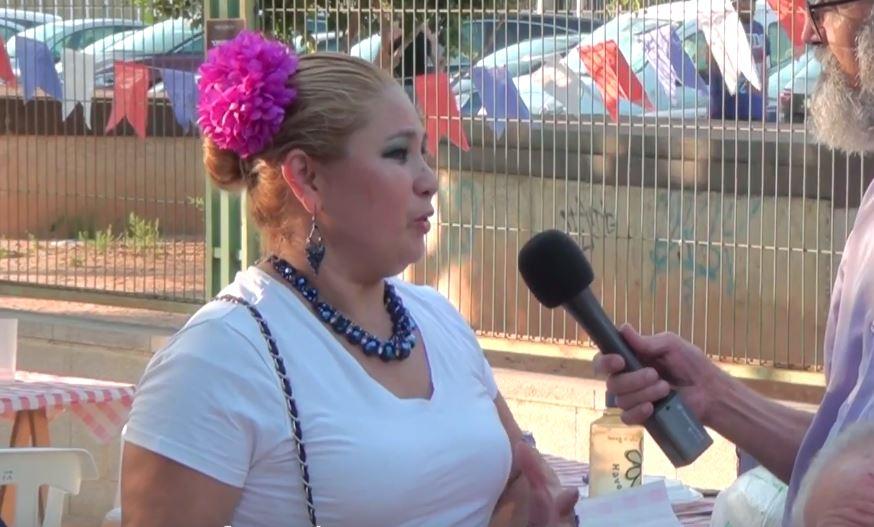 Reportaje Fany Diaz en la Fiestas Patrias 2018 – Chile Valencia te celebra