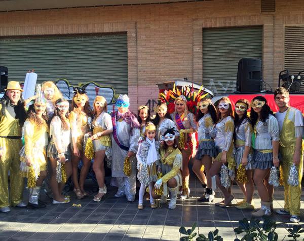 Coreografias carnaval del 2016