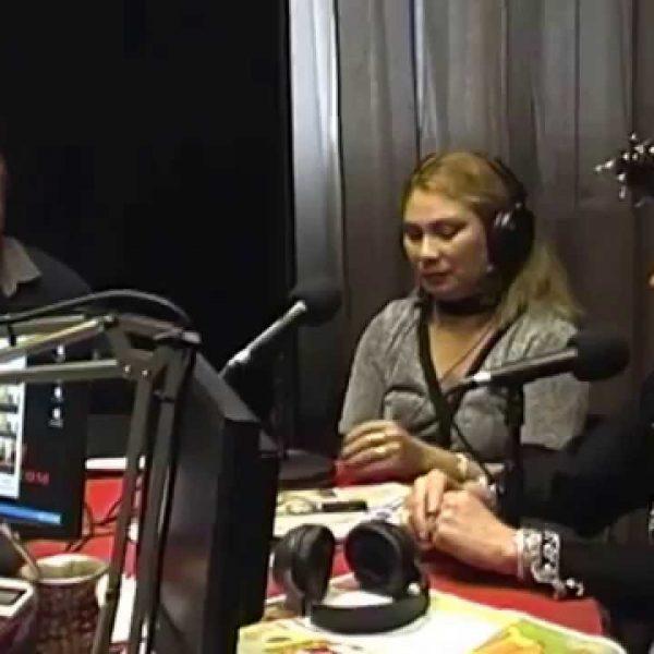 Fany en Radio Cadena Sur - Entrevista